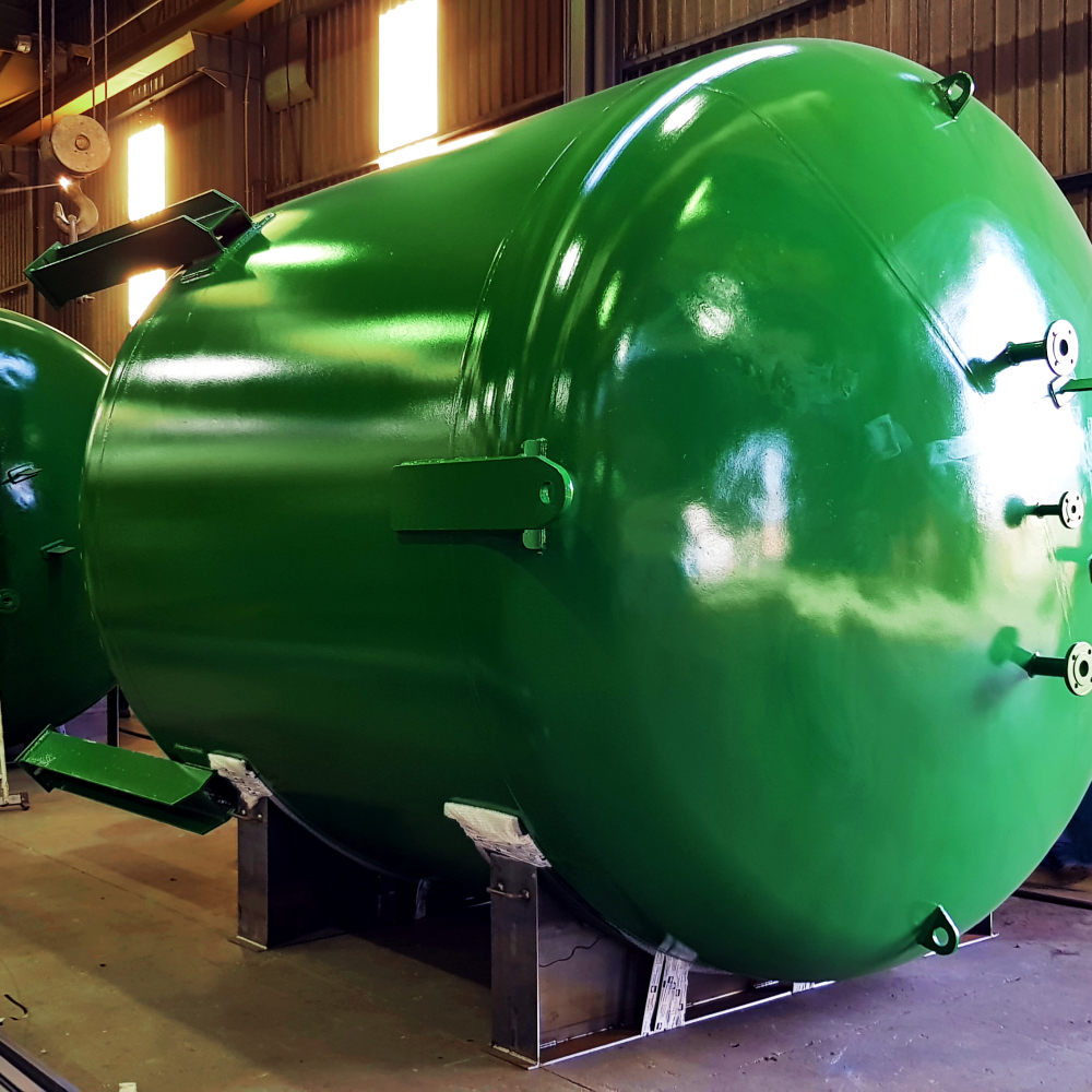 """Hydropneumatic tanks <br><span class=""""not-bold-title"""">Without Membrane/Bladder</span> 2"""
