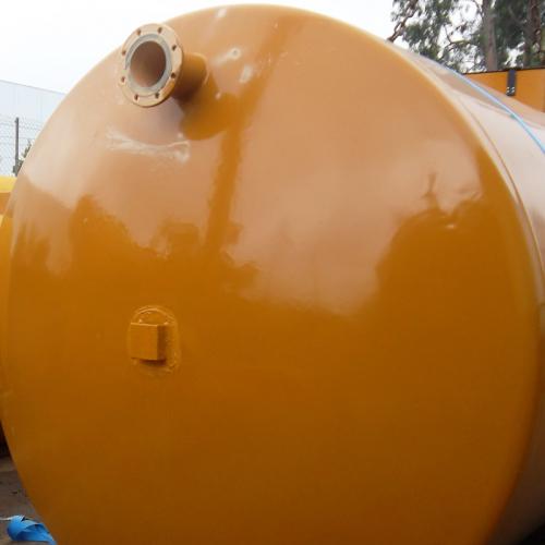 Reservatórios para ETARS Compactas