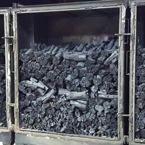 Fornos para bioarvão