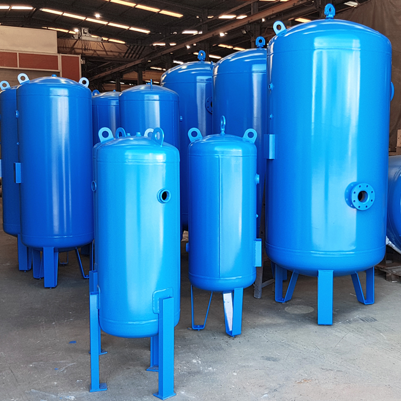 "Pressurized Tanks <br><span class=""not-bold-title"">For Compressed Air</span> 1"