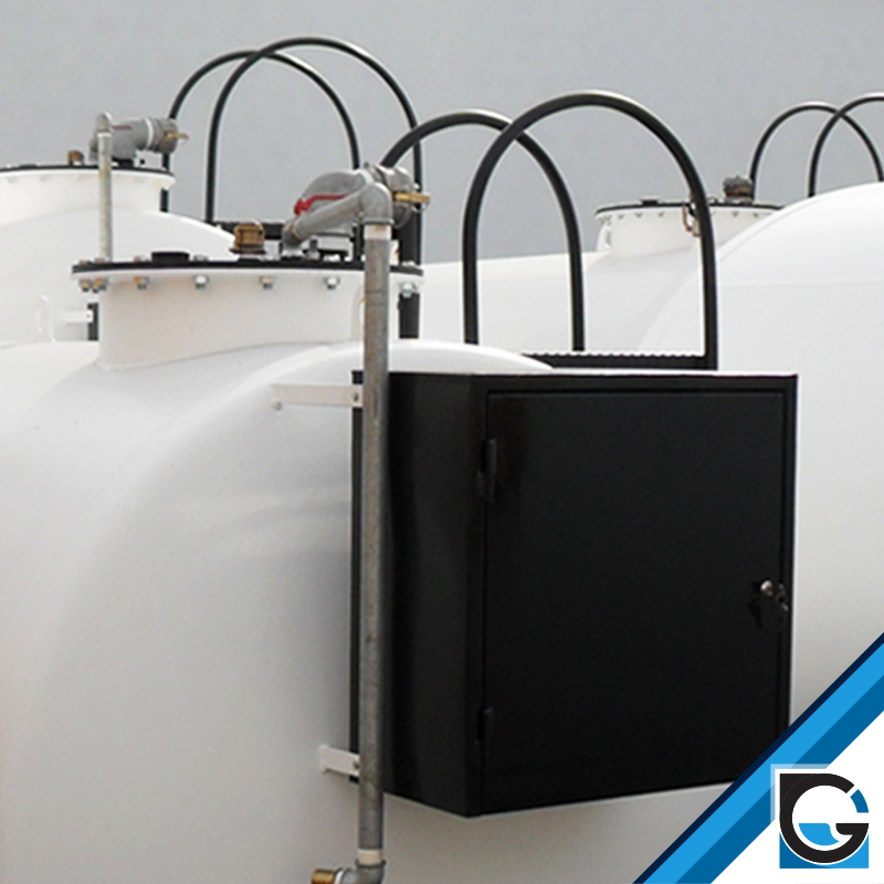 Aboveground Double Wall Fuel Tanks