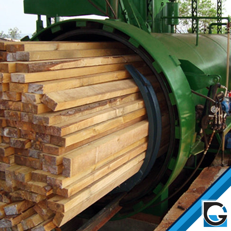 Autoclaves for Wood