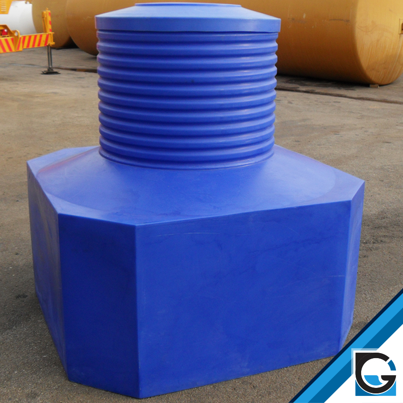 watertight enclosures for fuel tanks