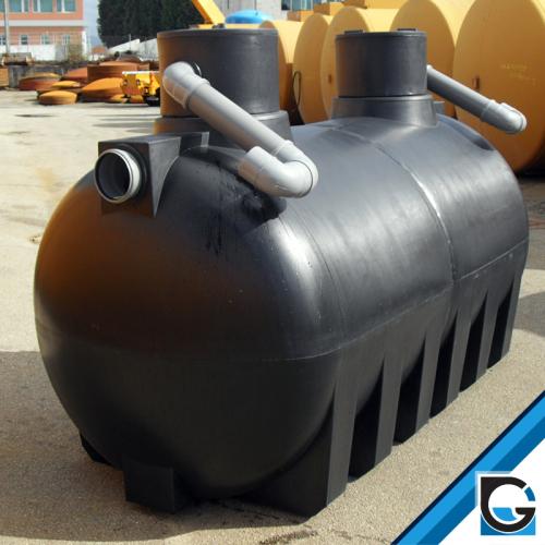Separadores de Hidrocarbonetos