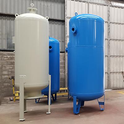 Deposits - Compressed Gases